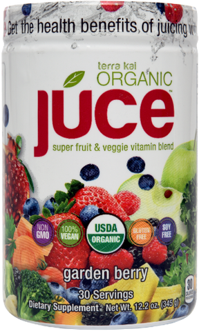 Juce Super Fruit & Veggie Vitamin Blend - 30 Servings