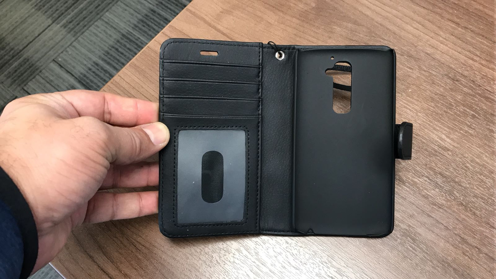 check out e69aa b1c6c LG G2 Wallet Case