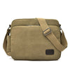 Canvas Messenger/Shoulder/ Book bag for School/Working and Travel