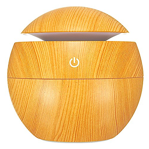 Ultrasonic Aroma Humidifier Essential Oil Diffuser great for in house in door spas gyms yoga studios