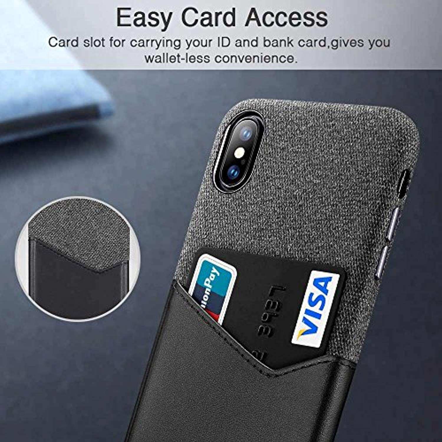 esr wallet case for iphone xs max