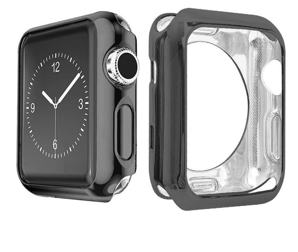 Unique Slim Protective Case Cover for Apple Watch Series 1-2-3 (42mm)