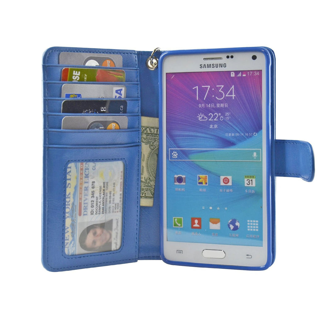 Samsung Galaxy Note 4 Wallet Case