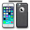 JOOT-1L 2-in-1 Premium Wallet Case with Strong Magnetic Detachable Cover for iPhone 5/5S