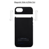 Magnetic Detachable Power Battery Wallet Case 3000mAh for iPhone 8 / 7 / 6 [4.7 Inch]
