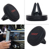 Car Mount & iPhone 7 Plus/ 8 Plus Detachable Magnetic Wallet Case Vajio Series