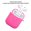 Silicon Shockproof Storage Case Skin Cover Protector for Air Pods for Apple Air Pods