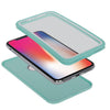 Slim Fit Protective Soft and Lightweight Bumper Waterproof Case for Apple iPhone X [IPX-WTPC-01]