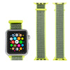 Soft Breathable Woven Nylon Replacement Sport Loop Band for Apple Watch Series 3/2/1 [38MM ]