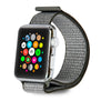 Soft Breathable Woven Nylon Replacement Sport Loop Band for Apple Watch Series 3/2/1 [42MM]