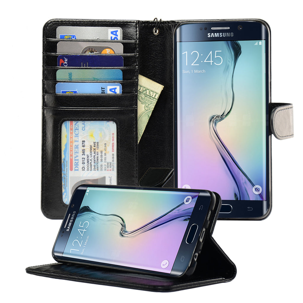 samsung galaxy s6 edge plus wallet case cellphonewalletcases. Black Bedroom Furniture Sets. Home Design Ideas