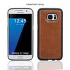 JOOT1 Series Samsung S7 Edge Wallet Case with Magnetic Detachable Cover