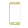 iPhone 6 Plus HD Crystal Clear 5D Tempered Glass Screen Protector, over 9H Hardness Bubble Free Soft Edge