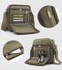Canvas Messenger/ Shoulder Bag/ School Bag/ Working Bag for Men