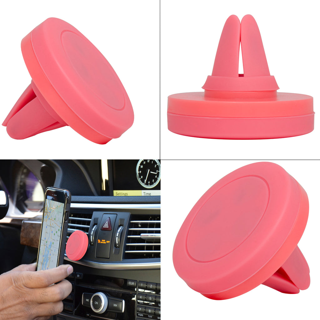 Universal Air Vent Magnetic Car Mount Holder for Smartphones