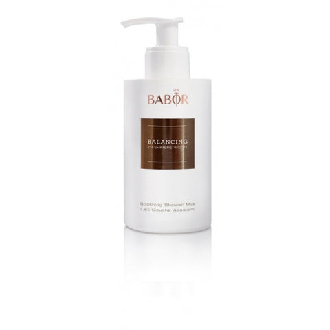 BABOR Balancing Cashmere Wood Soothing Shower Milk