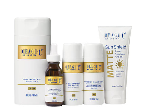 Obagi-C Rx System: Normal to Dry Skin