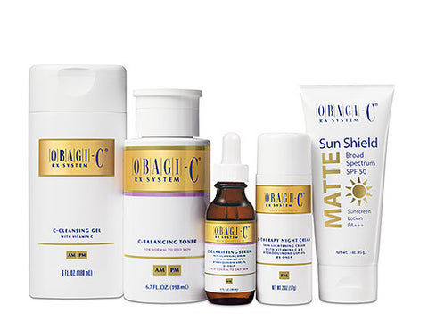 Obagi-C Rx System: Normal to Oily Skin