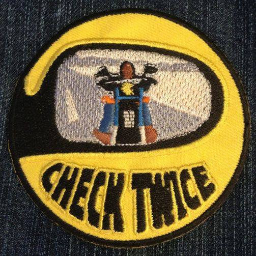Check Twice Patch