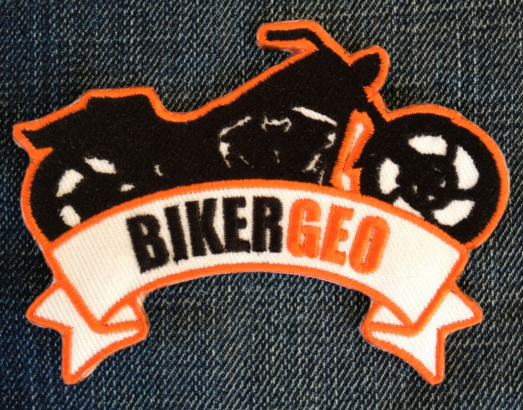 Official BikerGeo Patch