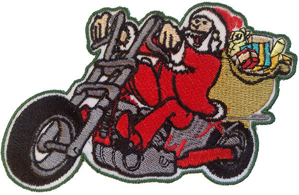 Santa Patch (Limited Supply!)