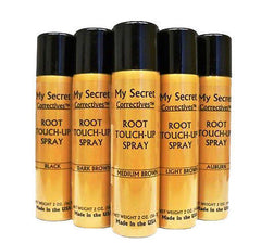 My Secret Correctives Root Touch-Up Spray 2oz - Medium Blonde