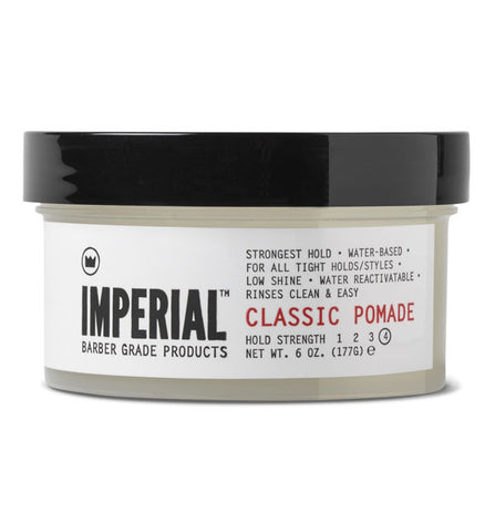 Imperial Barber Products - Classic Pomade 6oz  *Water Based Pomade*