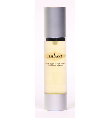 JS Sloane High Gloss Top Coat, 2oz