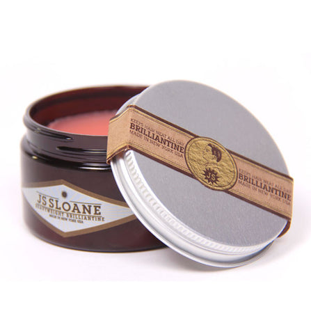 JS Sloane Heavyweight Brilliantine, 4oz