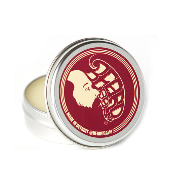 Beard Balm Leave-In Beard Conditioner, Made in Detroit, 1.5oz