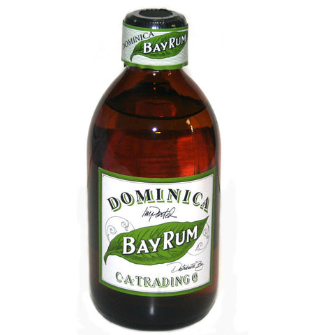 Dominica Bay Rum Original Aftershave & Body Lotion, 10 fluid ounces