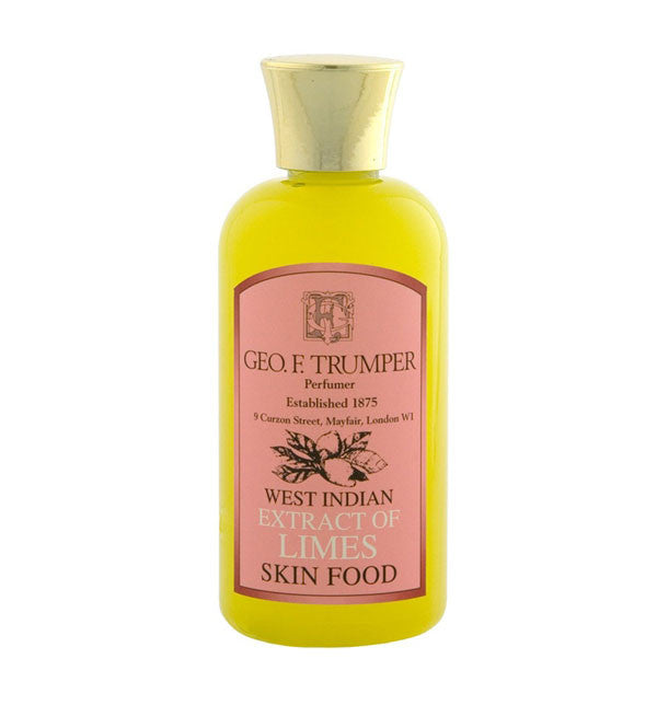 Geo F. Trumper EXTRACTS OF LIMES Skin Food, 100 ml