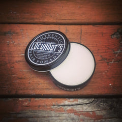 Lockhart's Authentic Heavy Hold Pomade, 4oz