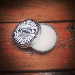 Lockhart's Authentic Light Hold Pomade, 4oz