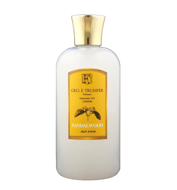 Geo F. Trumper SANDALWOOD Skin Food, 200ml