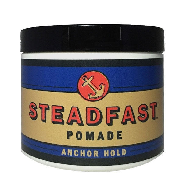 Steadfast Anchor Hold Pomade, 4oz