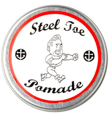 Steel Toe Pomade by J. Hillhouse & Co.