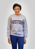 Boston Apparel Company, Boston Arc Crew Sweatshirt