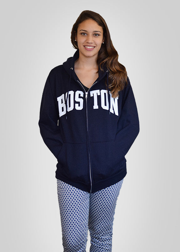 Boston Apparel Company, Boston Full-Zip Sweatshirt