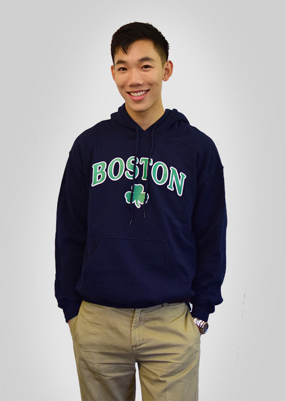 Boston Apparel Company, Boston Shamrock Sweatshirt
