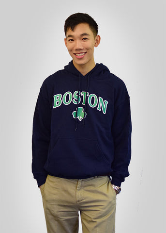 Boston Shamrock Sweatshirt