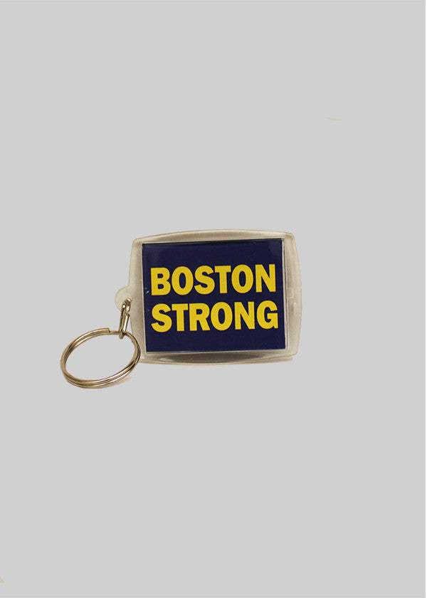 Boston Apparel Company, Boston Strong Keychain