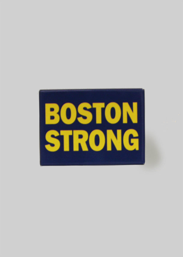 Boston Apparel Company, Boston Strong Magnet