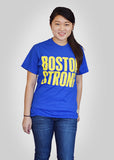 Boston Strong T-Shirt, Navy, Boston Apparel