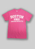 Boston Womens Vintage Running T-Shirt