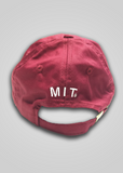 MIT Red Baseball Hat