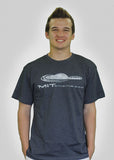 Show your MIT pride with this super soft t-shirt featuring the MIT logo on the chest!