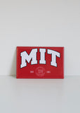 Show your school spirit with this rad MIT Magnet!