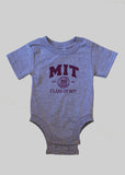 This adorable onesie is perfect to show off your baby's MIT pride!