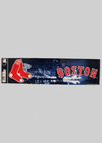Boston Apparel Company, Red Sox Bumper Sticker